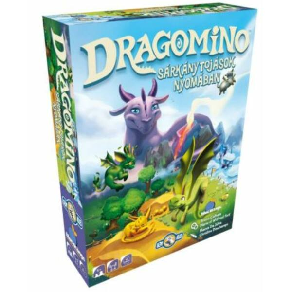 Dragomino: sárkánytojások nyomában - Egyszerbolt