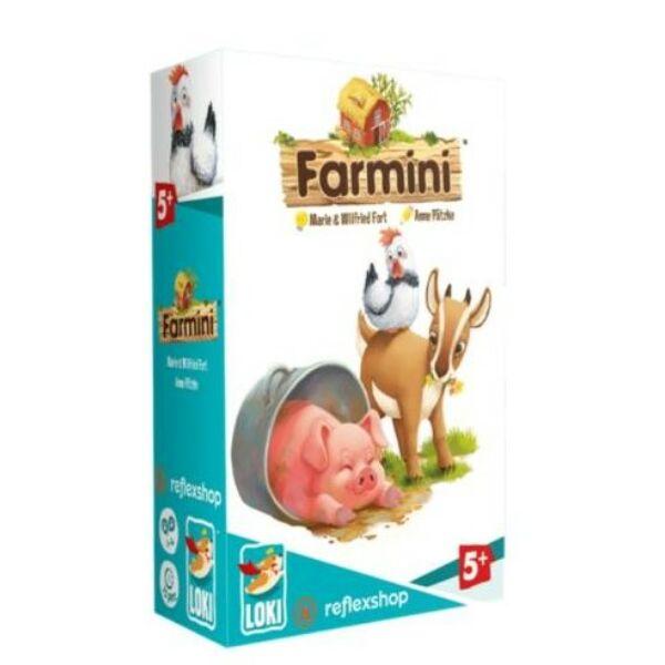 Farmini stratégiai társasjáték gyerekeknek- Egyszerbolt Társasjáték