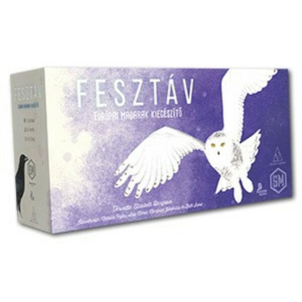 Fesztáv: Európai madarak stratégiai társasjáték 14 éves kortól