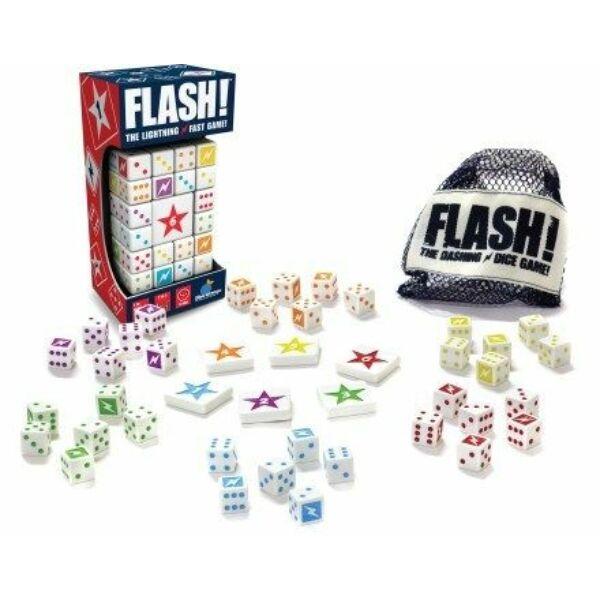 Flash - családi társasjáték 7 éves kortól - Blue Orange