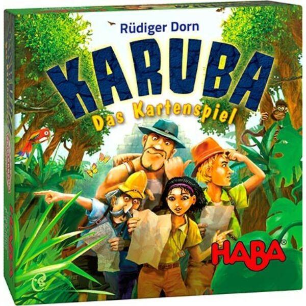 Karuba kártyajáték 8 éves kortól - Egyszerbolt Társasjáték