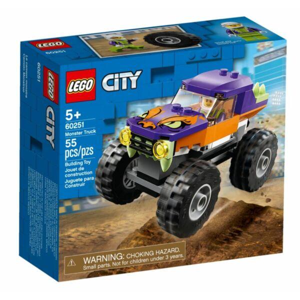 LEGO City Great Vehicles - Óriás-teherautó 60251