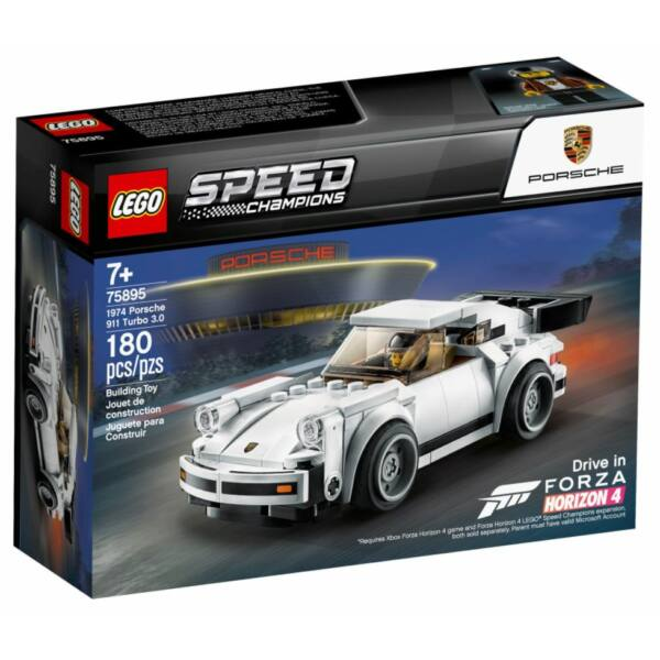 LEGO Speed Champions - 1974 Porsche 911 Turbo 3.0 75895