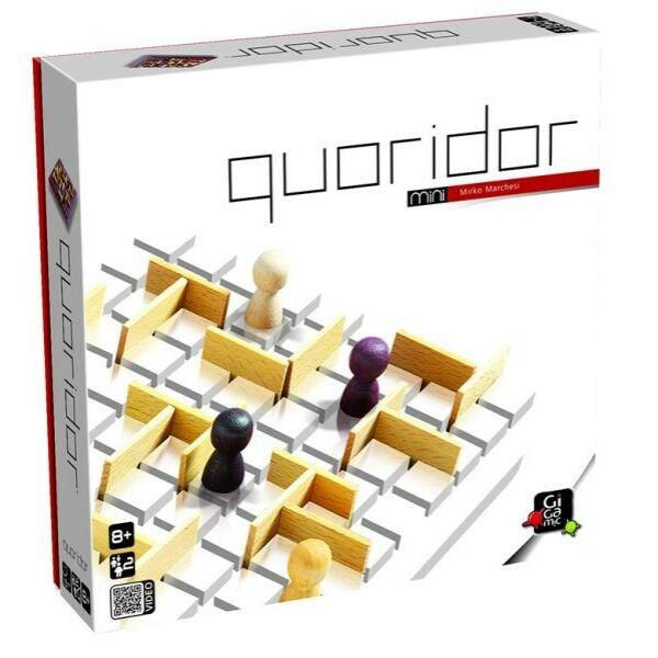 Quoridor Mini - Egyszerbolt Társasjáték Webáruház