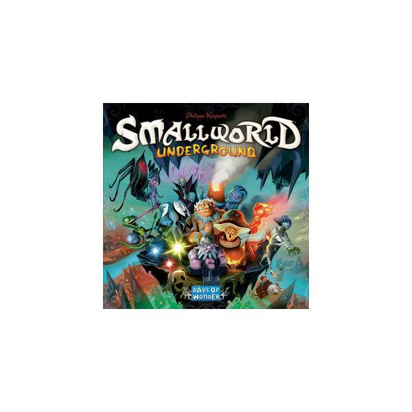 Small World Underground - Egyszerbolt Társasjáték Webáruház