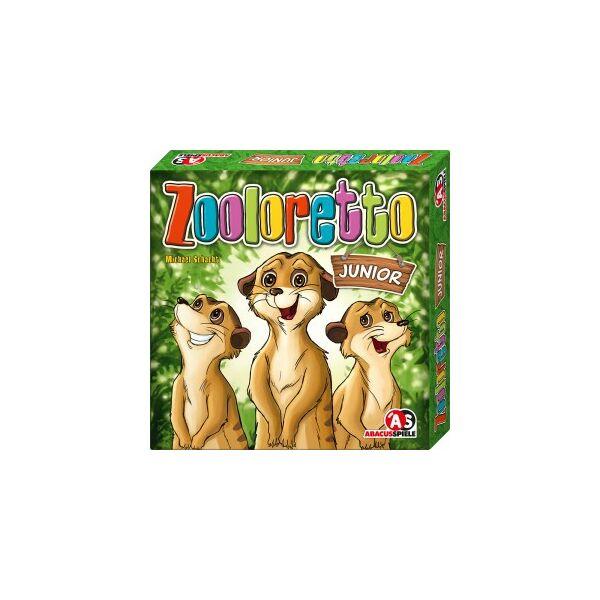 Zooloretto Junior - családi társasjáték 7 éves kortól - Egyszerbolt Társasjáték Webáruház