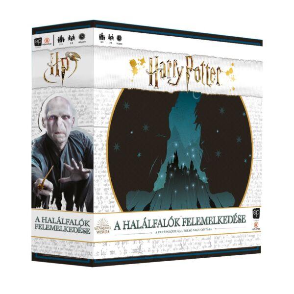Harry Potter: A halálfalók felemelkedése társasjáték - Egyszerbolt Társasjáték