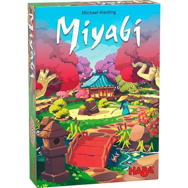 Miyabi társasjáték - Egyszerbolt