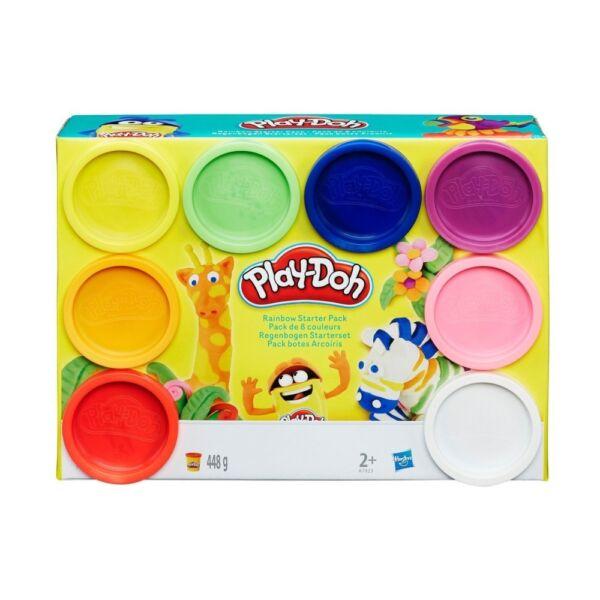 Play-Doh Szivárvány Gyurmakészlet - 2 éves kortól - Egyszerbolt Társasjáték