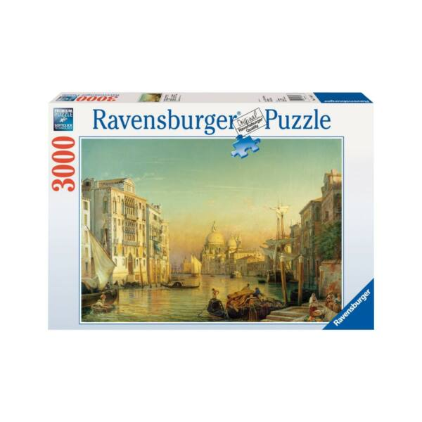 Ravensburger 17035 - Canale Grande, Velence - 3000 db-os puzzle