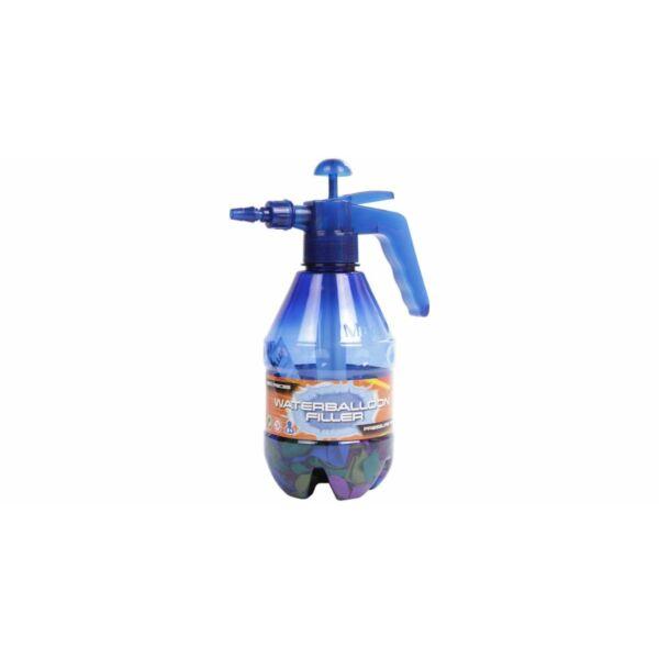 Vízibomba töltő 250 db lufival, kék